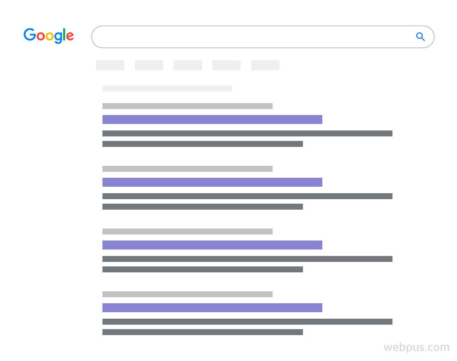 구글 검색 엔진